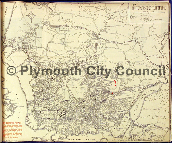 Plymouth Bomb Book 5/6 May 1941